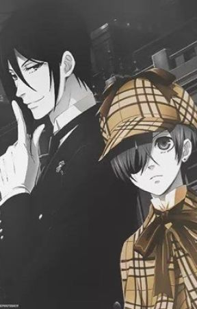If Black Butler Used Technology :O by LinkLover14