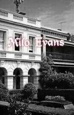 Milo Evans by Ghrenaca