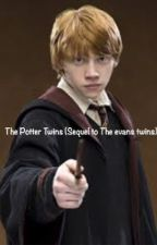 The Potter Twin (Ron Weasley love story and Sequel to Evans Twin) by ElysiaDouglas
