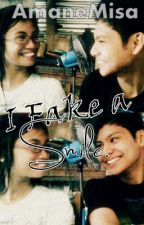 I Fake A Smile. by hermakebelieves