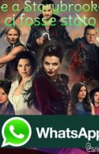 Se a Storybrooke ci fosse stato Whatsapp by undertheredx