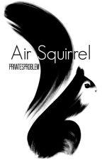 Air Squirrel by FrauBrummer