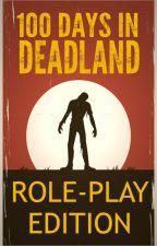 Deadland Role-Play by RachelAukes