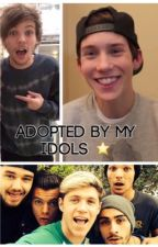Adopted my my idols >> A One Direction & Ryan Minaj FanFiction. by 1DMrsTomlinson1D