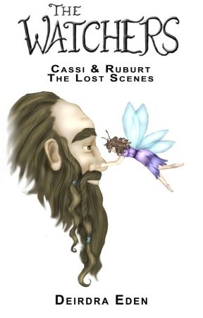The Watchers: Cassi and Rubert - The Lost Scenes by DeirdraEden