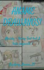 Anime Drawings by Amy_Louise_22
