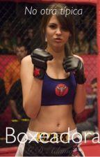 No otra típica boxeadora. by twidlidim
