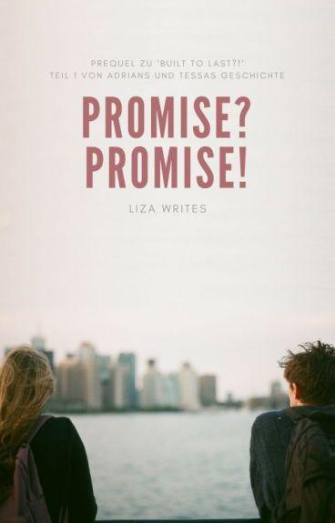 Promise? Promise! (Niall Horan) Deutsch