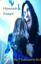 Hannah Snape by msfuzz12