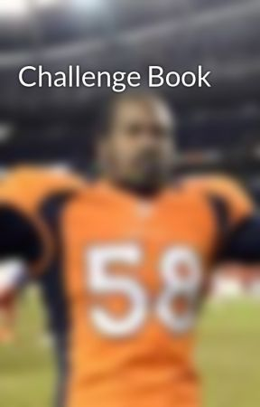 Challenge Book by PokeBroncoFan