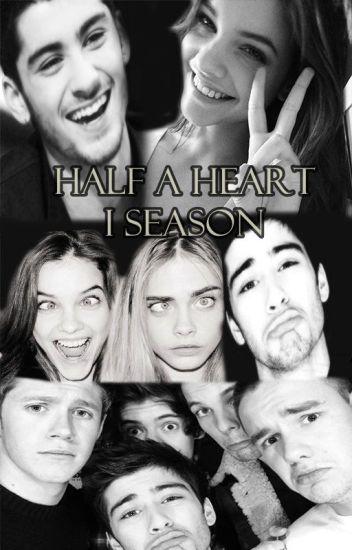 Half a Heart- Zayn Malik y (TN)  Romantica  NUEVA VERSION~COMPLETADA~