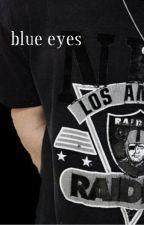 blue eyes  ∆ hemmings by drunkbycalum