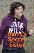 Harry's Secret Sister by Artistic_Dragon15