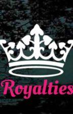 Royalties by PamelaLoreineMartin