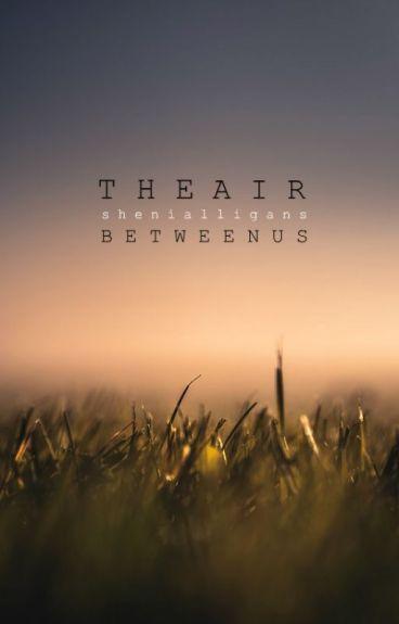The Air Between Us • NH