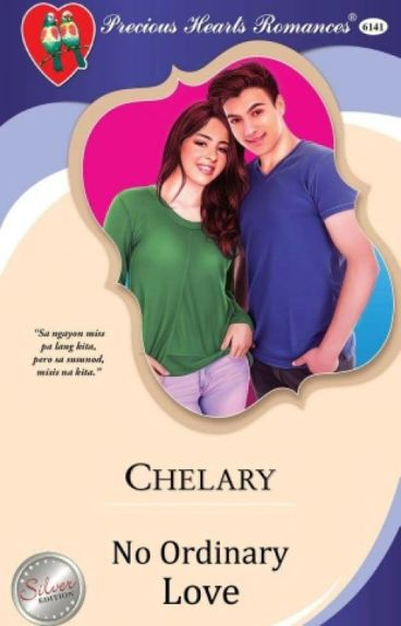 No Ordinary Love (Soon to be PUBLISH under PHR)