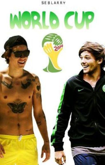 World Cup - larry stylinson a.u - Español