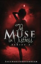 The Muse in Distress by sacchariferousdreams