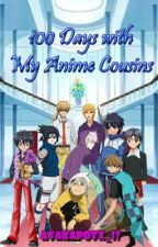100 Days with my Anime Cousins(on-going) by Ayakaaachan