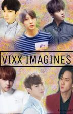 VIXX Imagines (Request Closed) by taohuo68