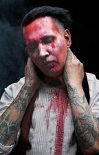 My Teacher Is Marilyn Manson by lydiapalmer221b