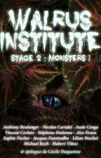 Walrus Institute 2: Monsters ! by walrusbooks