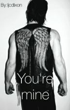"""You're mine"" Daryl Dixon (TWD) by ljcdixon"