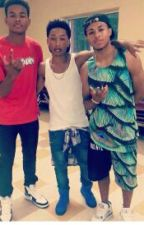 Jacob latimore, trevor Jackson and Diggy imagines by vminbam_rmjackson