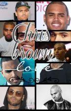 Chris browns imagines by AaliyahAlsinanija