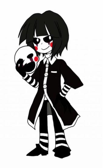 Cursed (Human! Marionette x Reader)
