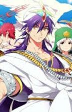 Magi: Marry me (Sinbad x OC) by darkwolf612