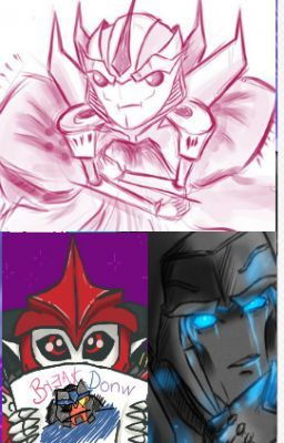 Love, War, and Sparklings {Transformers Story}
