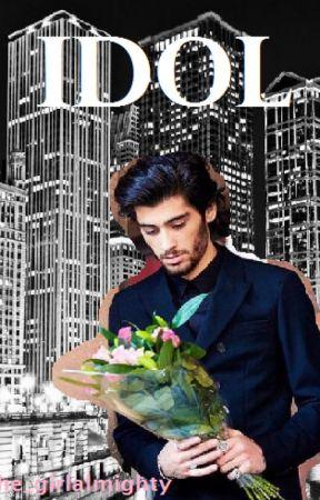 Idol (Zayn Malik) by the_girlalmighty