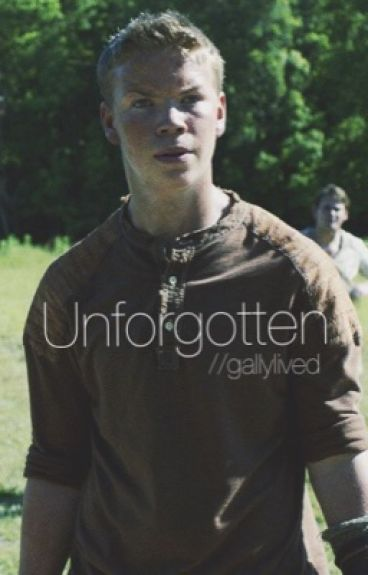 Unforgotten - A Gally Fanfic