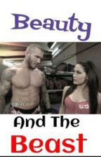 WWE Beauty And The Beast by LittleCloudyBigStar