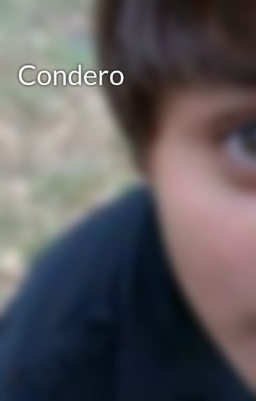 Condero by IANTHEANDERSON
