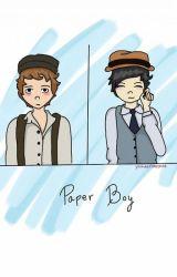 Paper Boy by placentaandllamas