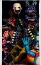 Five Nights At Freddy's X Reader 2 by KaitlynTheKiller