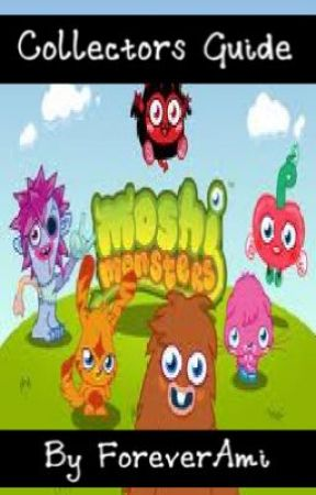 Moshi Monsters: Moshling Collectors Guide by ForeverAmi