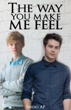 The way you make me feel ➵ 「Newtmas」 by JUSTJKB