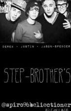 Step-Brother's (BoyxBoy) by Spiro96Beliectioner