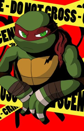 Crossing the Lines (Raph X Reader- TMNT 2012 fanfiction)