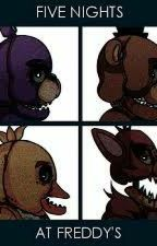 Five Nights At Freddy's Theories by Averdeenix