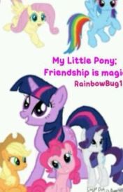 My Little Pony Friendship Is Magic by Doetato