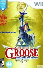 Legend of Groose~The Pompadoured Sword On Hold by Butlerbutler