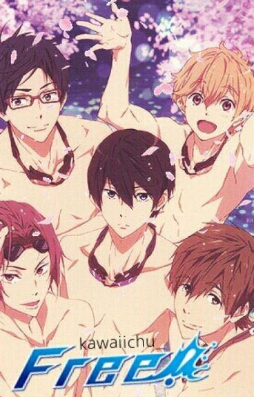 Free! Iwatobi Swim Club x Reader || One Shots