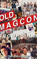 •OLD MAGCON GROUP CHAT• by calpalxhoodie