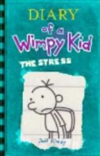 diary of a wimpy kid the stress by Aishahotty