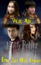 Wat Als Harry Potter Een Zus Had Gehad by skanul
