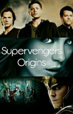 Supervengers- Supernatural and Avengers Fanfic (Origins) by Sugardarkness